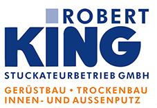 Robert King Stuckateurbetrieb GmbH - Logo